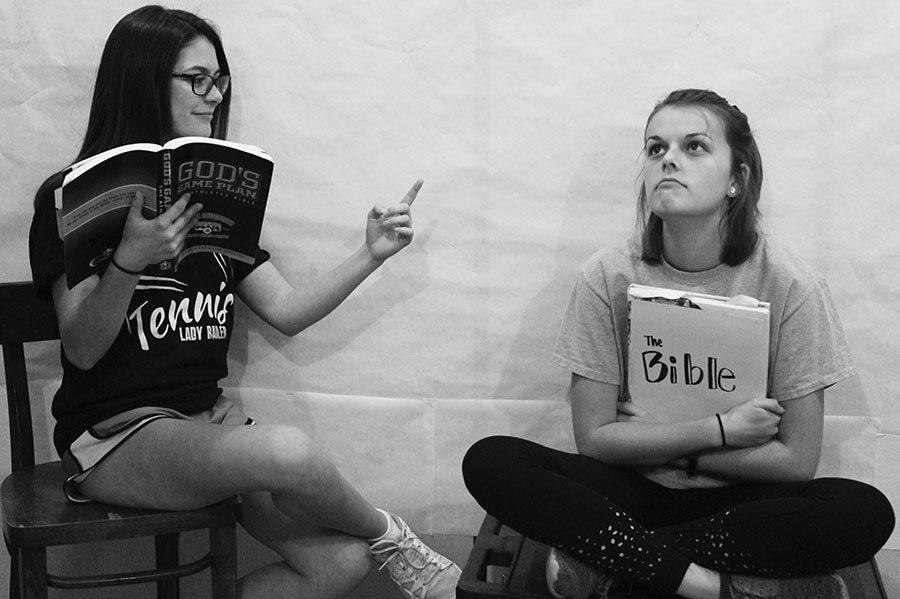 Church should support spiritual relationship over ritual behaviors