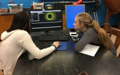 Physics students attend particle seminar