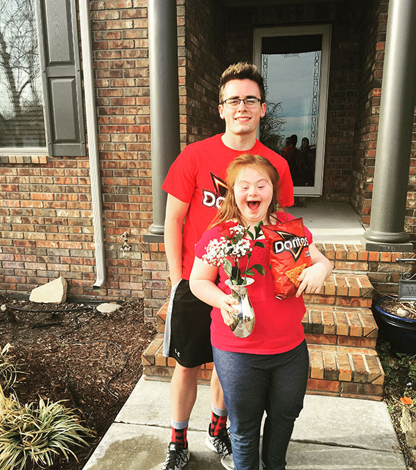 Doritos to be involved in viral promposal