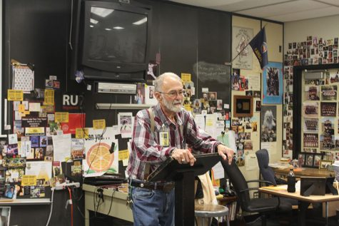 Triggs announces retirement after 50 years of teaching