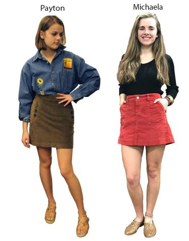 Thrift Shopping: Staffers Take on Trends for Less