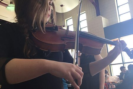 Music students compete at regional solo, small ensemble festival