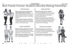 Best friends forever: students describe lifelong friendships
