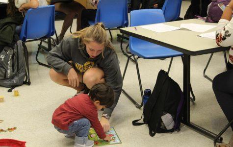 Kids Day in Miss Schauf's Class