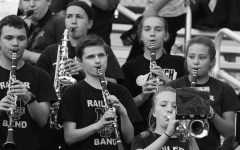 Band students commit to performances