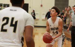 Boys' basketball team falls to Mcpherson