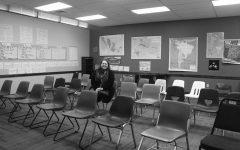 Spanish teacher removes desks, redesigns classroom
