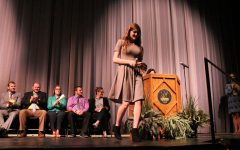 Senior Awards Night 4/23