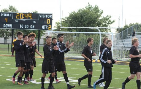 Varsity Soccer Game