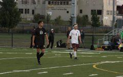 Varsity Soccer Vs. Salina Central