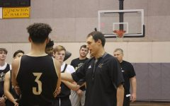 Preston takes over as head varsity coach for boys basketball team
