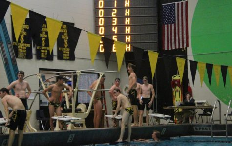Boy's Swim Meet