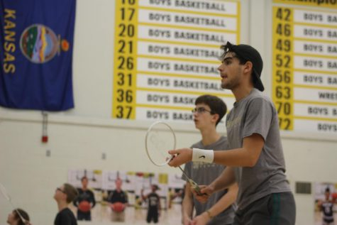 Badminton Tournament Feb 13