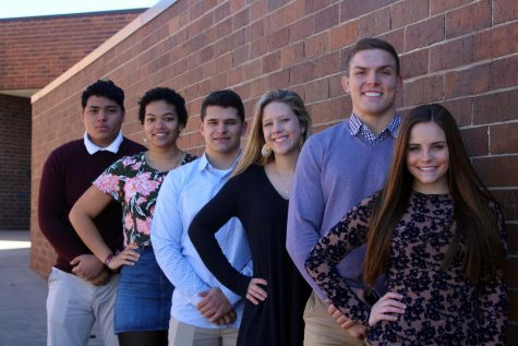 19 Questions with 2019 winter homecoming candidates