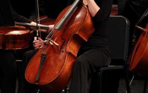 Almost-Spring Orchestra Concert