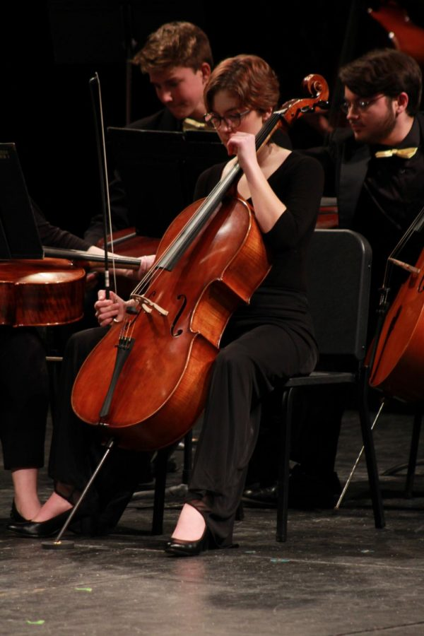 Before+her+performance%2C+sophomore+Abigail+Chappell+Deckert+holds+her+cello.