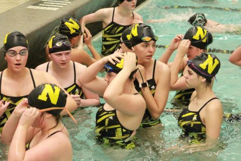 Girls Swim Meet – April 9