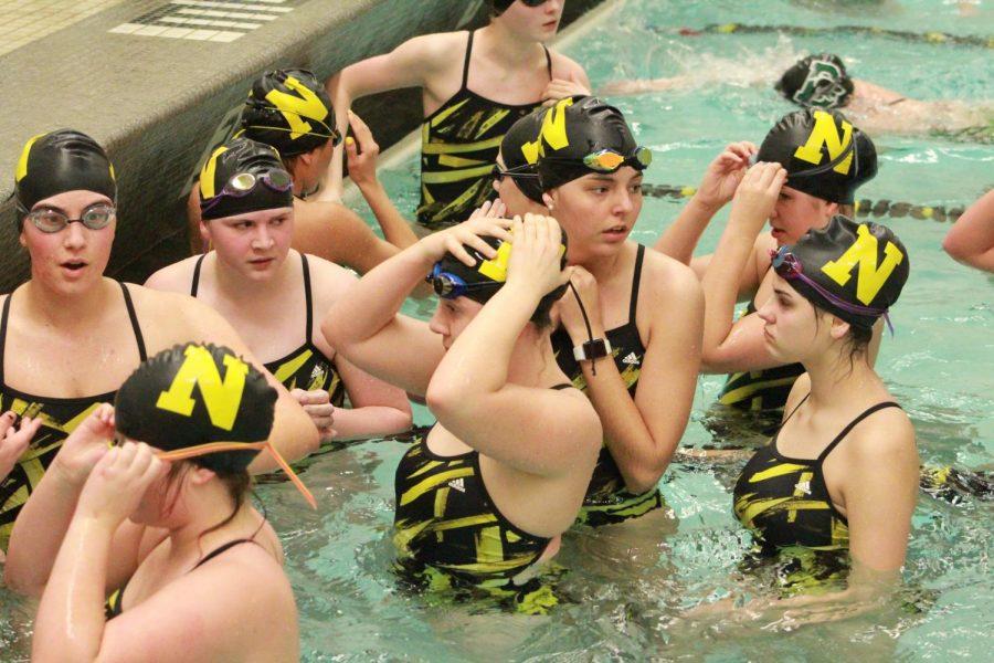 Girls Swim Meet – April 9