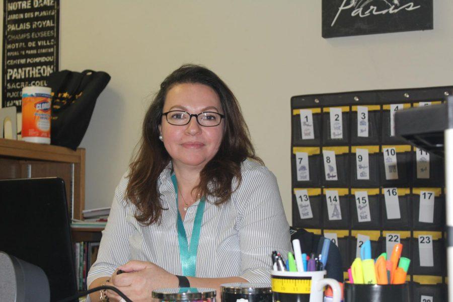 Sarah Ouis