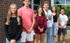 Homecoming Candidates face off in game of 'Most Likely to'