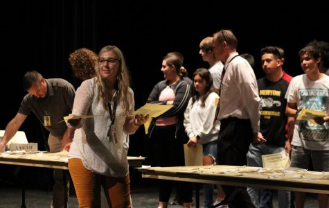 Students awarded for academic excellence