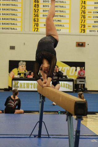 Home Gymnastics Meet