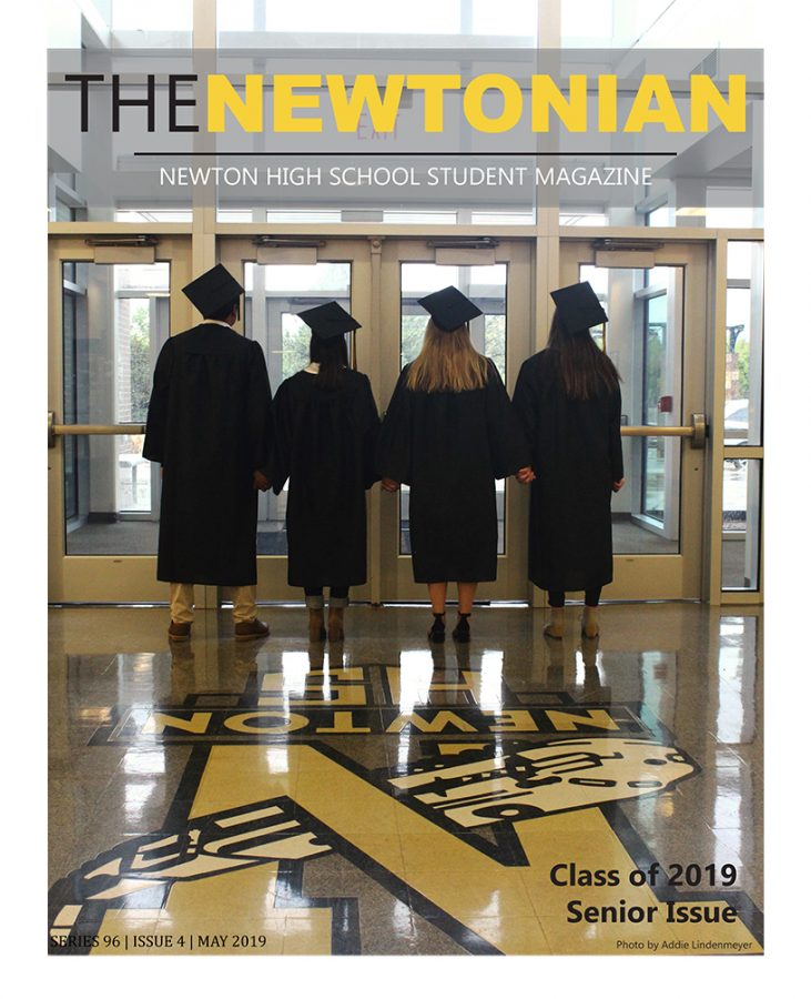 The Newtonian, Senior Issue (May 2019)