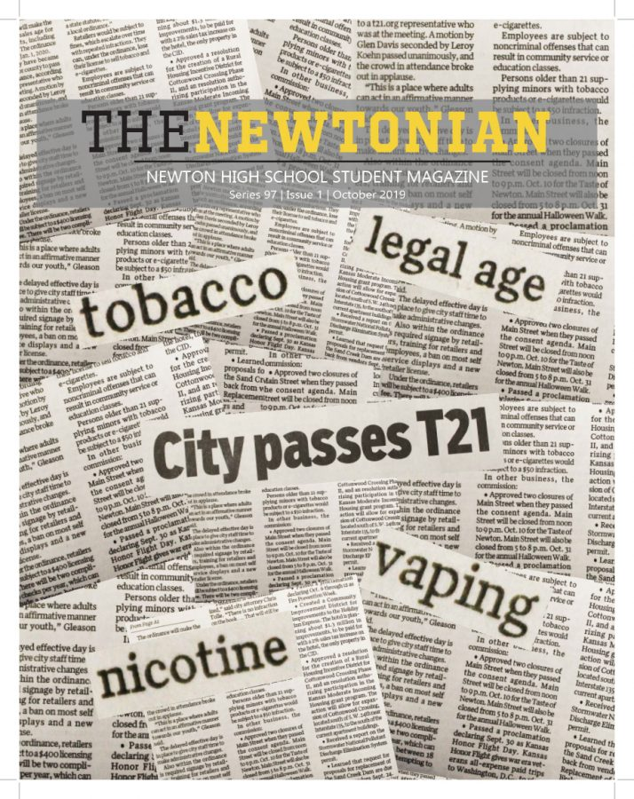 The Newtonian, Issue 1 (October 2019)