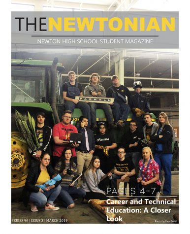 The Newtonian, Issue 3 (March 2019)