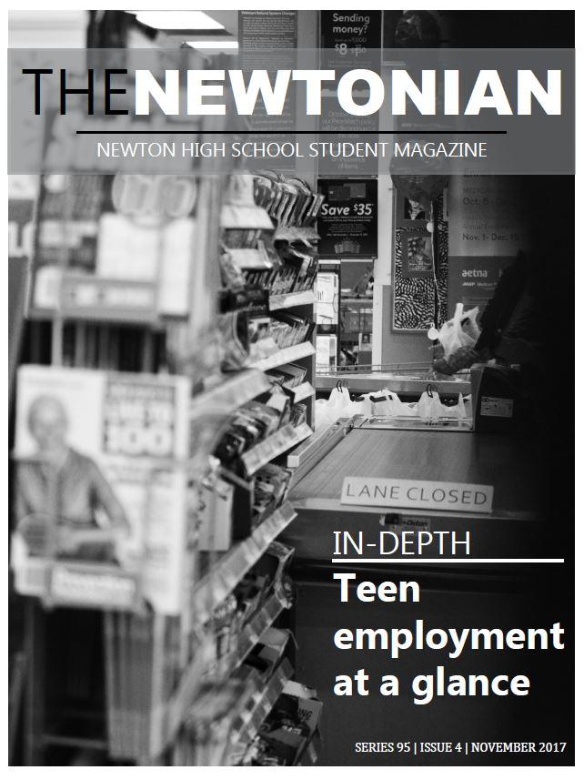 The Newtonian, Issue 4 (November 2017)