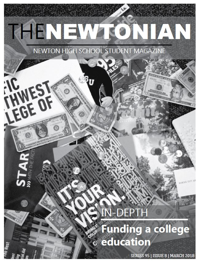 The Newtonian, Issue 8 (March 2018)