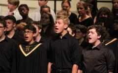 Choir Concert 10/8