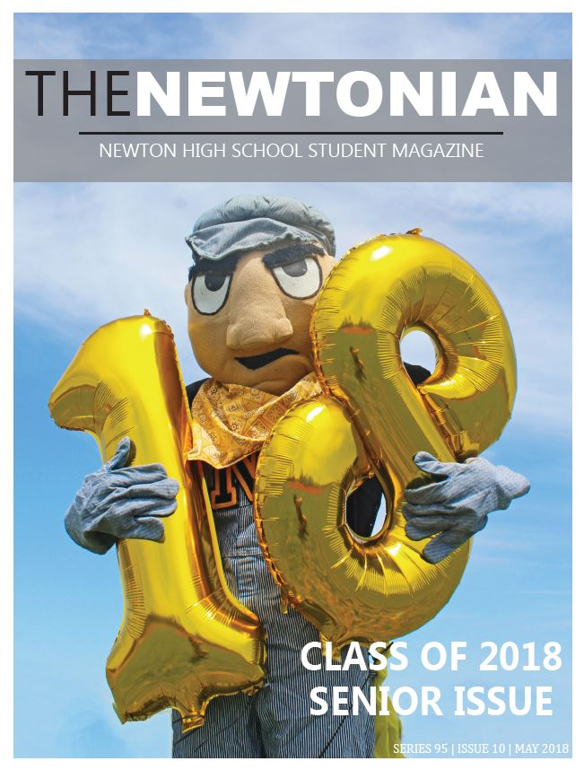 The Newtonian, Senior Issue (May 2018)