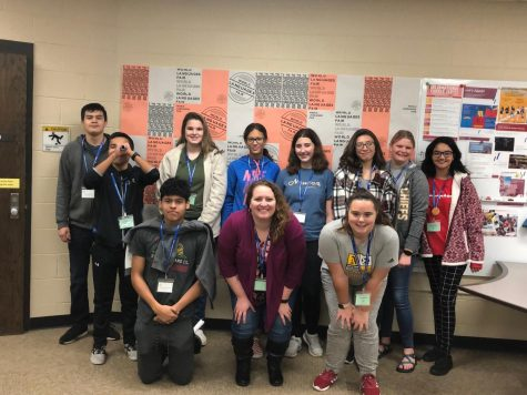 Students attend World Language Fair