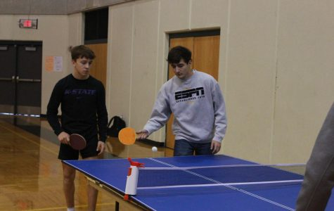 Ping Pong club introduced