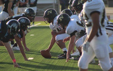 Freshmen/ Sophomore Football Oct. 21
