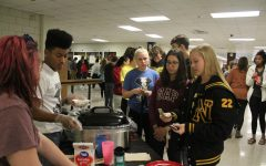 Youth Entrepreneur students share preparation for Market Day
