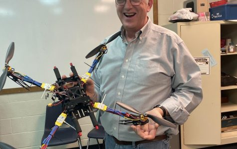 Unmanned aerial systems class approved for 2020-21 course catalog