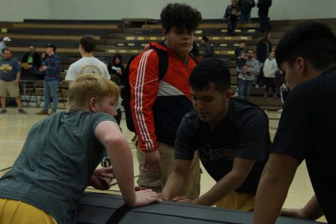 JV/V Wrestling Dual – Jan. 23