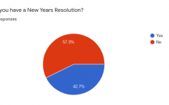 Students reflect on New Years resolutions