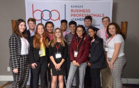 BPA, DECA students compete, qualify for nationals