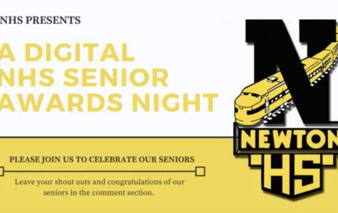 Senior awards night moved online