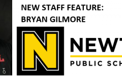 New staff feature: Bryan Gilmore