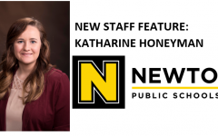 Navigation to Story: New staff feature: Katharine Honeyman