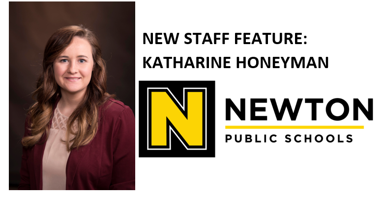 New staff feature: Katharine Honeyman