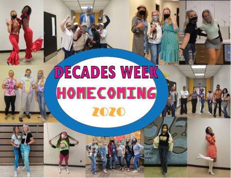Homecoming fashion dominates the decades