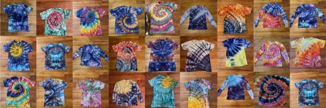 Hodge starts tie-dye business