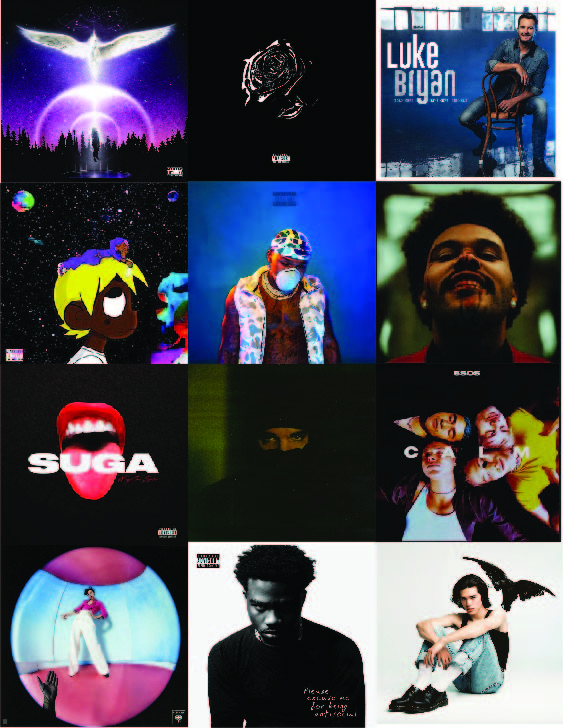 Best albums of the COVID era