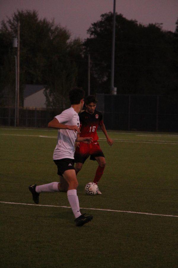 Jv/V Boys Soccer Oct 6/13