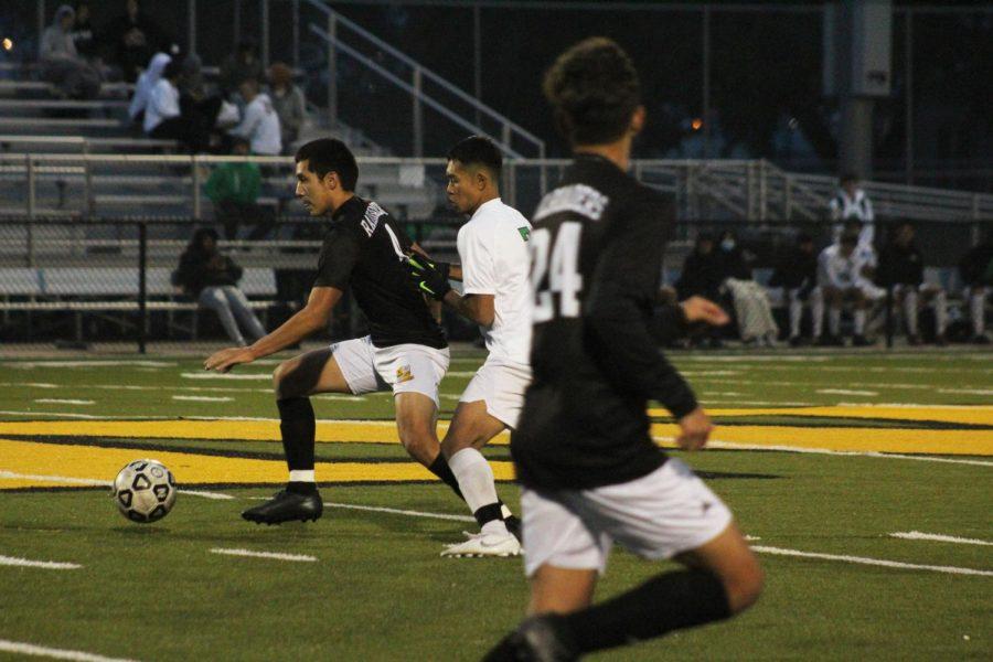 Varsity/JV Soccer vs. Derby – Oct. 20